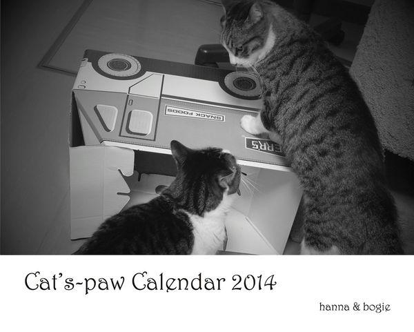 2014 Cat's-paw Calendar